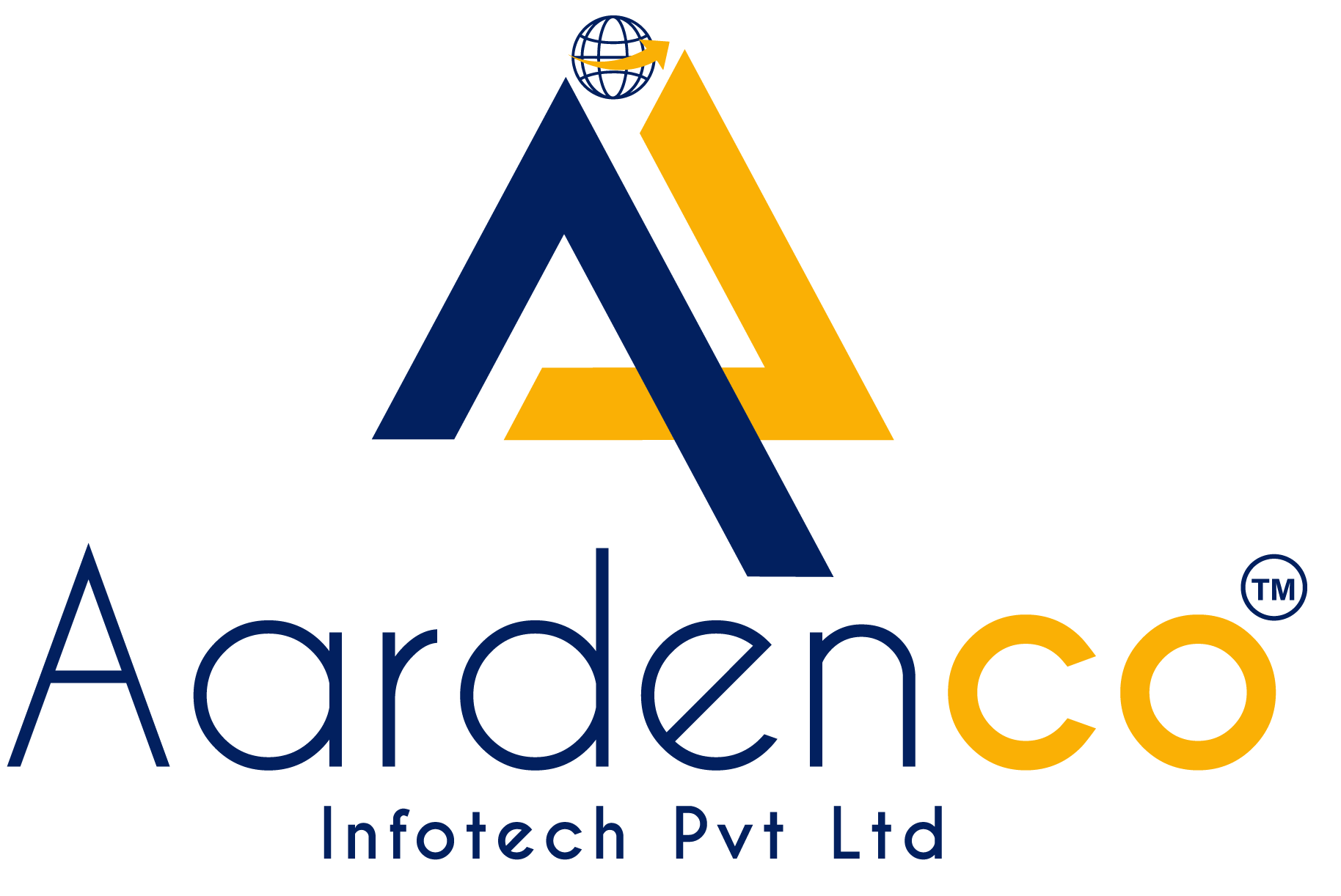 Aardenco Infotech Pvt Ltd Logo